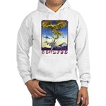 US Naval Aviation Hooded Sweatshirt