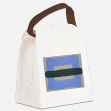 Sea Land I Canvas Lunch Bag