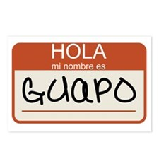 Guapo Postcards (Package of 8)