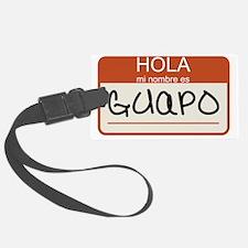 Guapo Luggage Tag