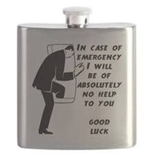 Emergency Assistance Flask