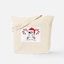 Pirate Claus Tote Bag
