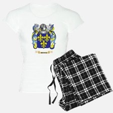 Berke Coat of Arms Pajamas