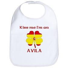 Avila Family Bib