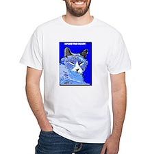 I Purr the Blues T-Shirt