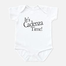Cadenza TIme Musician Infant Bodysuit