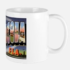 Pensacola Florida Greetings Mug