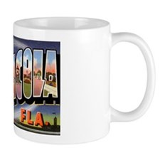 Pensacola Florida Greetings Mug