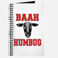Baah Humbug Journal