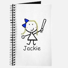 Softball - Jackie Journal