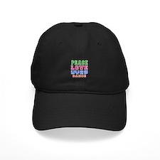 Peace Love Irish Step Dance Baseball Hat