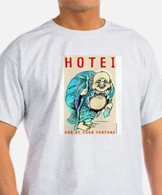 HOTEI Deluxe Grey T-Shirt