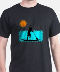 Paddle Boarder T-Shirt