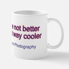 10x3_sticker pilots cooler Mugs