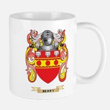 Berry Coat of Arms Mug
