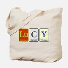 Lucy Tote Bag