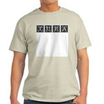 Monogram Tuba Ash Grey T-Shirt