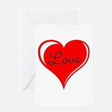 Simply Love Greeting Card