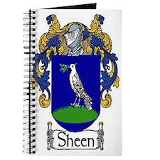 Sheen Coat of Arms Journal