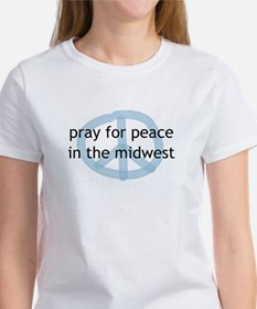 Peace in the Midwest Women's T-Shirt