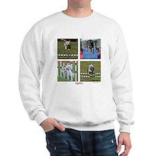 Small Dog Agility Sweatshirt