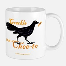 Grackle Con Chee-to Mug
