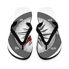 Compass Flip Flops