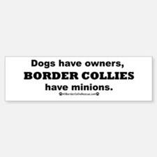 BCs vs. Dogs Car Car Sticker