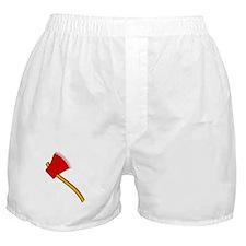 Lumberjack Axe Boxer Shorts