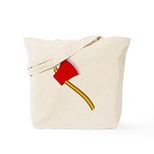 Lumberjack Axe Tote Bag