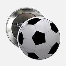 """Soccer Ball 2.25"""" Button (100 pack)"""