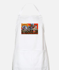 Pella Iowa Greetings BBQ Apron