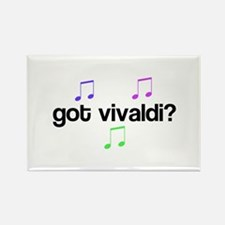 Got Vivaldi? Rectangle Magnet