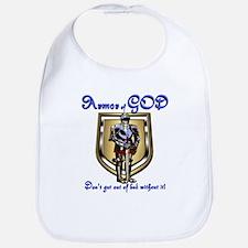 Armor of God! Bib