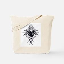 Celtic Cross Tribal Tattoo Tote Bag