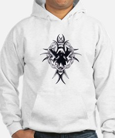 Celtic Cross Tribal Tattoo Hoodie