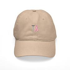 Screw Breast Cancer! Baseball Baseball Cap