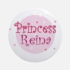 Reina Ornament (Round)