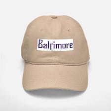 Baltimore Baseball Baseball Cap