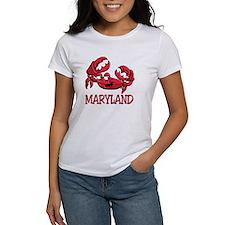 Maryland Crab Tee