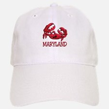 Maryland Crab Baseball Baseball Cap
