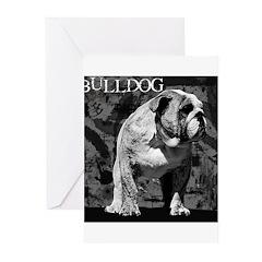 Urban Bulldog III Greeting Cards (Pk of 10)
