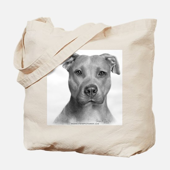 American Pit Bull Terrier Tote Bag
