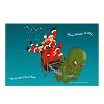 Anime:Cthulhu Mediaminer Holiday post cards 8 pk