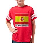 spanish mason copy Youth Football Shirt