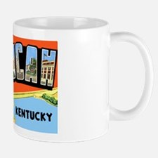 Paducah Kentucky Greetings Mug