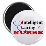 "ICU Nurse 2.25"" Magnet (10 pack)"