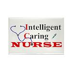 ICU Nurse Rectangle Magnet