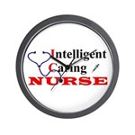 ICU Nurse Wall Clock
