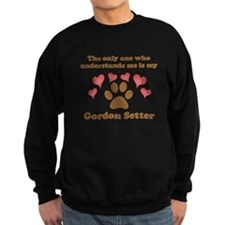 My Gordon Setter Understands Me Jumper Sweater